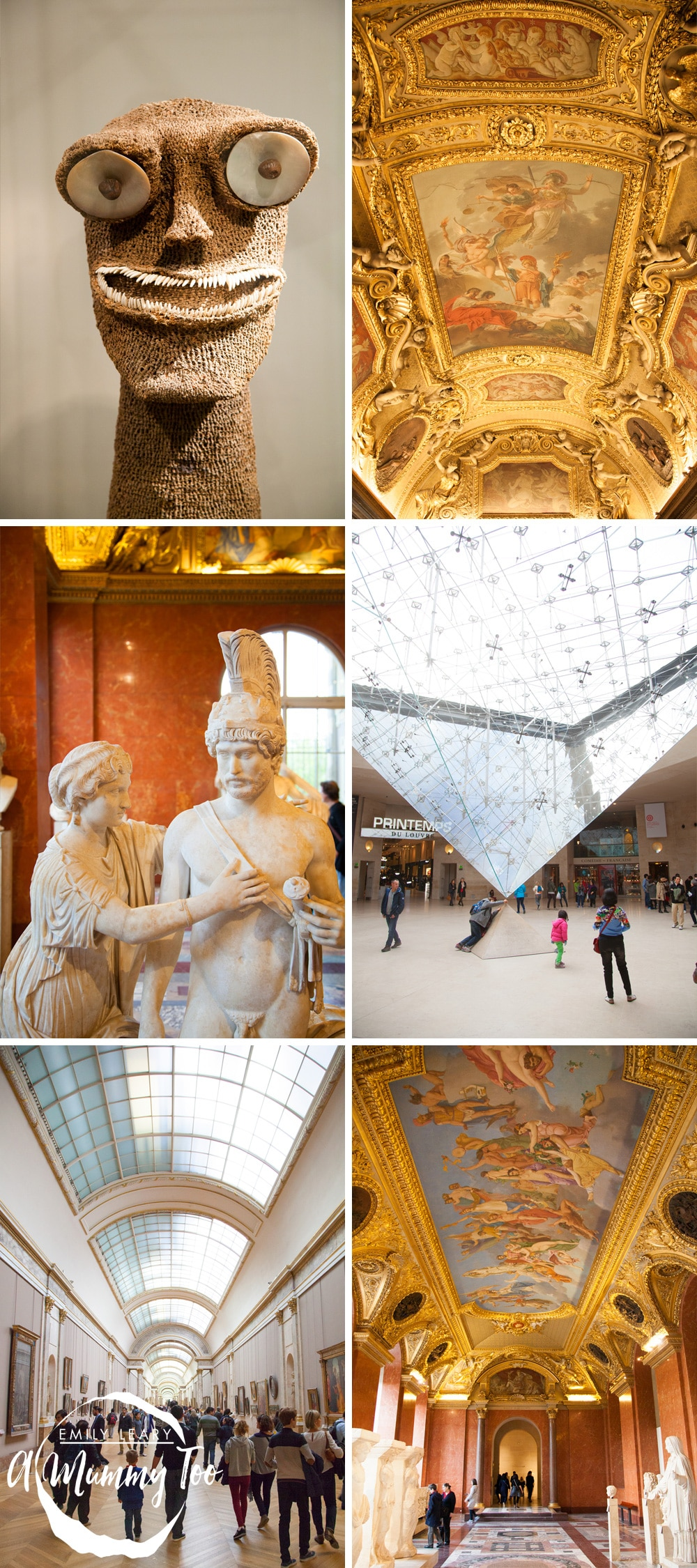 Paris-Louvre-Collage-3