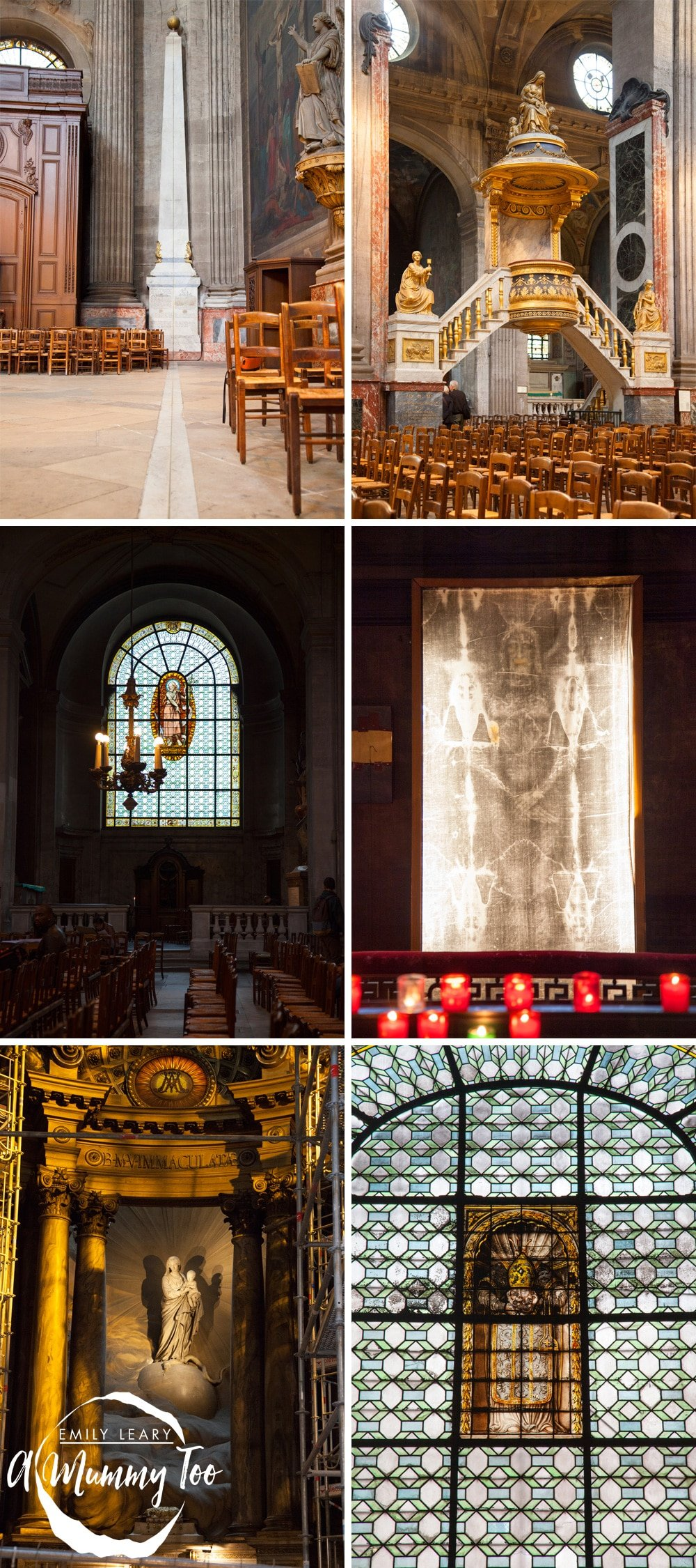 Paris-Saint-Sulpice-Collage