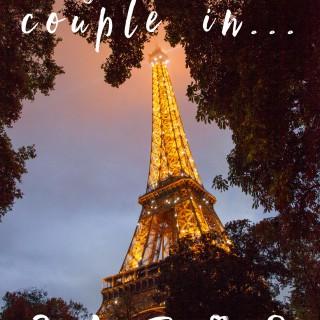 Paris as a couple: a perfect city break