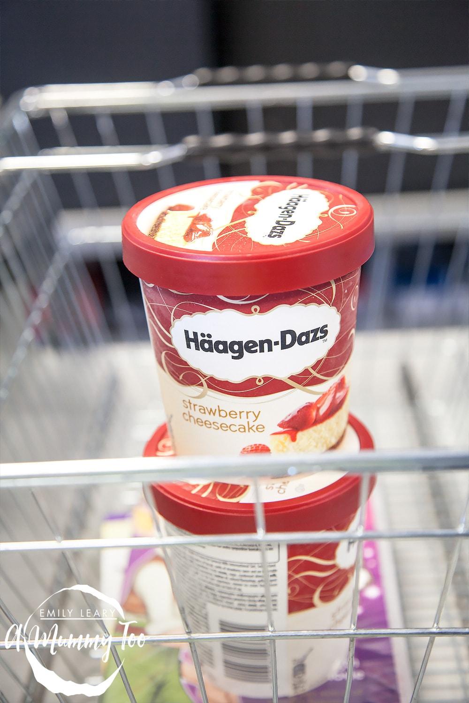Haagen-Daaz-shopping