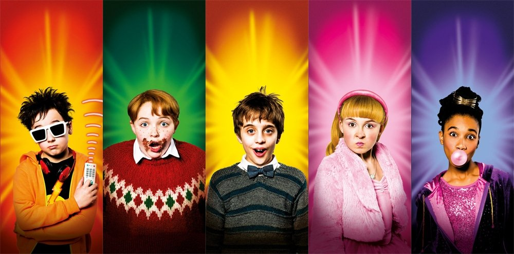 Charlie And The Chocolate Factory Musical Cast