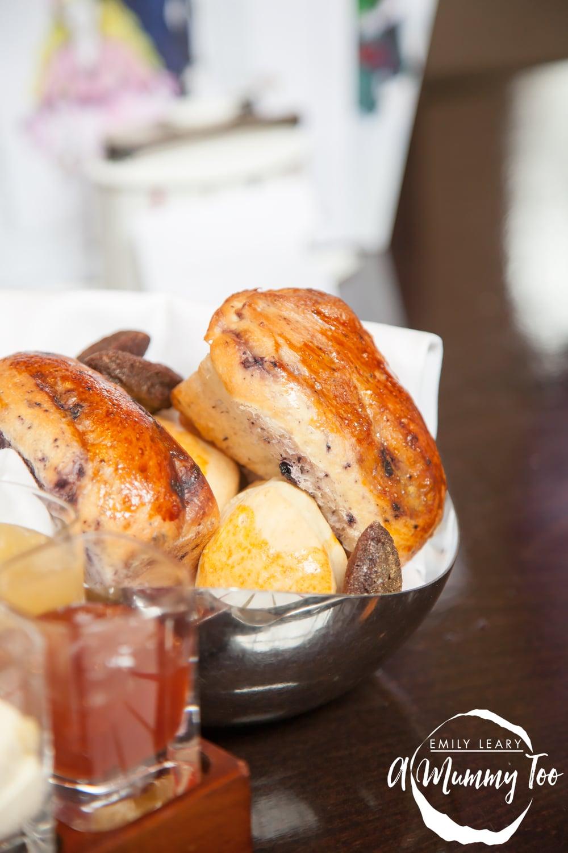 One-Aldwych-Afternoon Tea cake basket