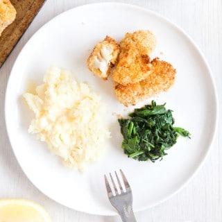 Cooking with kids: Crispy cod goujons aka homemade fish fingers