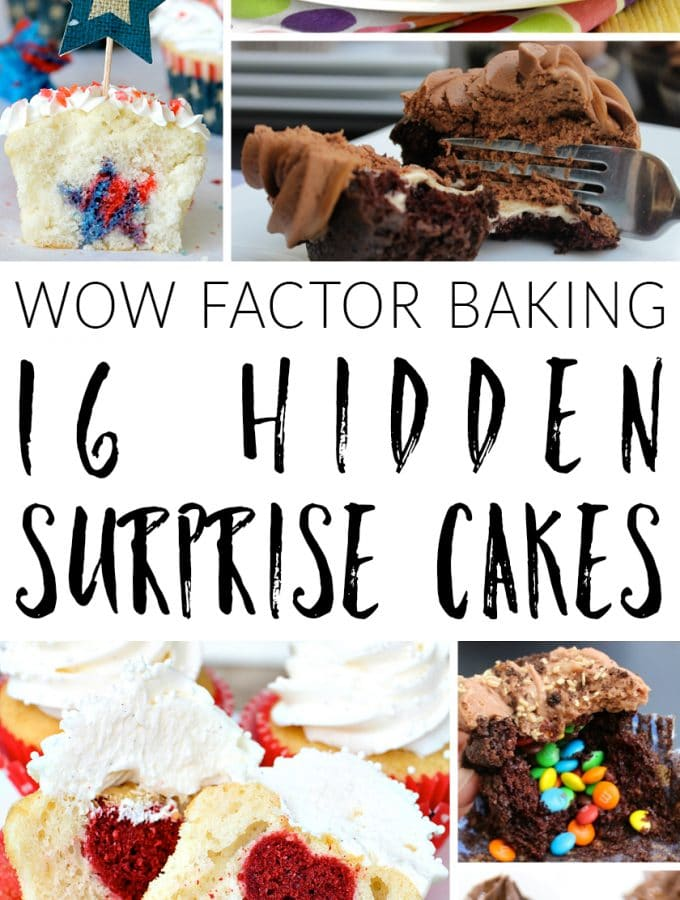 hidden surprise cakes roundup