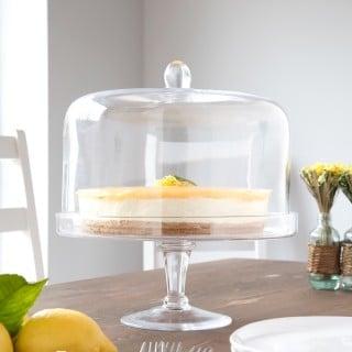 No-bake lemon curd and white chocolate cheesecake