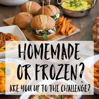 Homemade or frozen? Take the quiz!