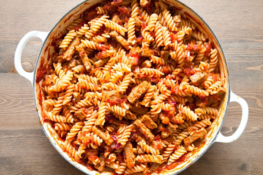 Quorn pieces pasta recipes