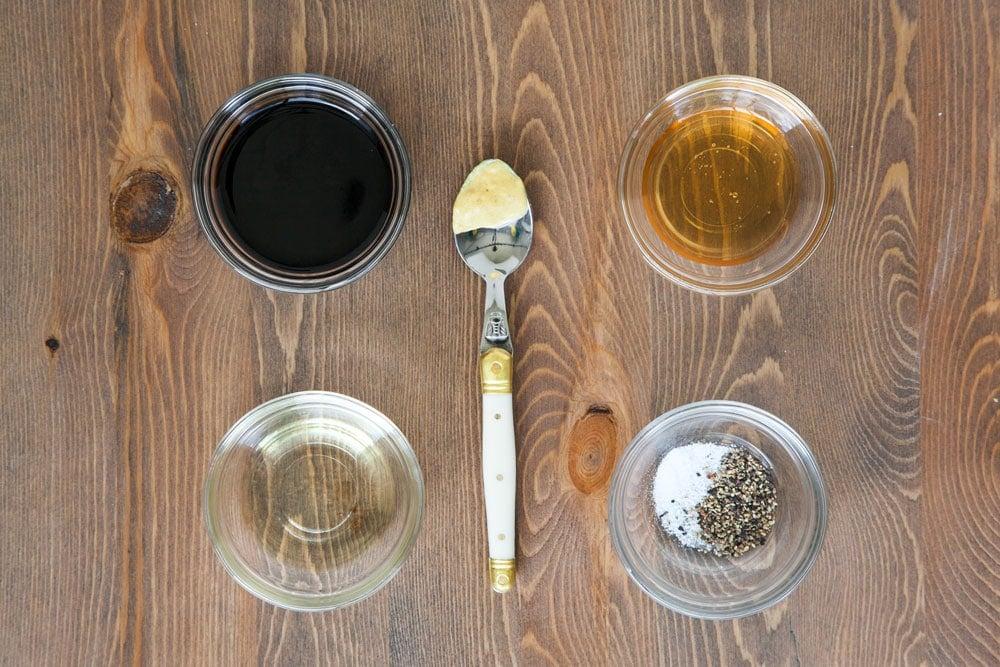 Honey balsamic dressing ingredients