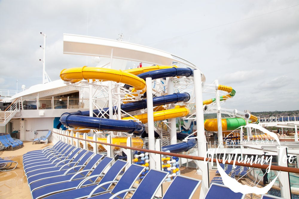 harmony-of-the-seas-water-slide