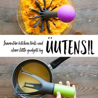 üutensil: innovative kitchen tools and gadgets (review and giveaway)