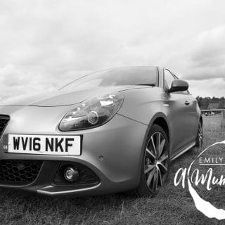 A family weekend in the Alfa Romeo Giulietta Veloce