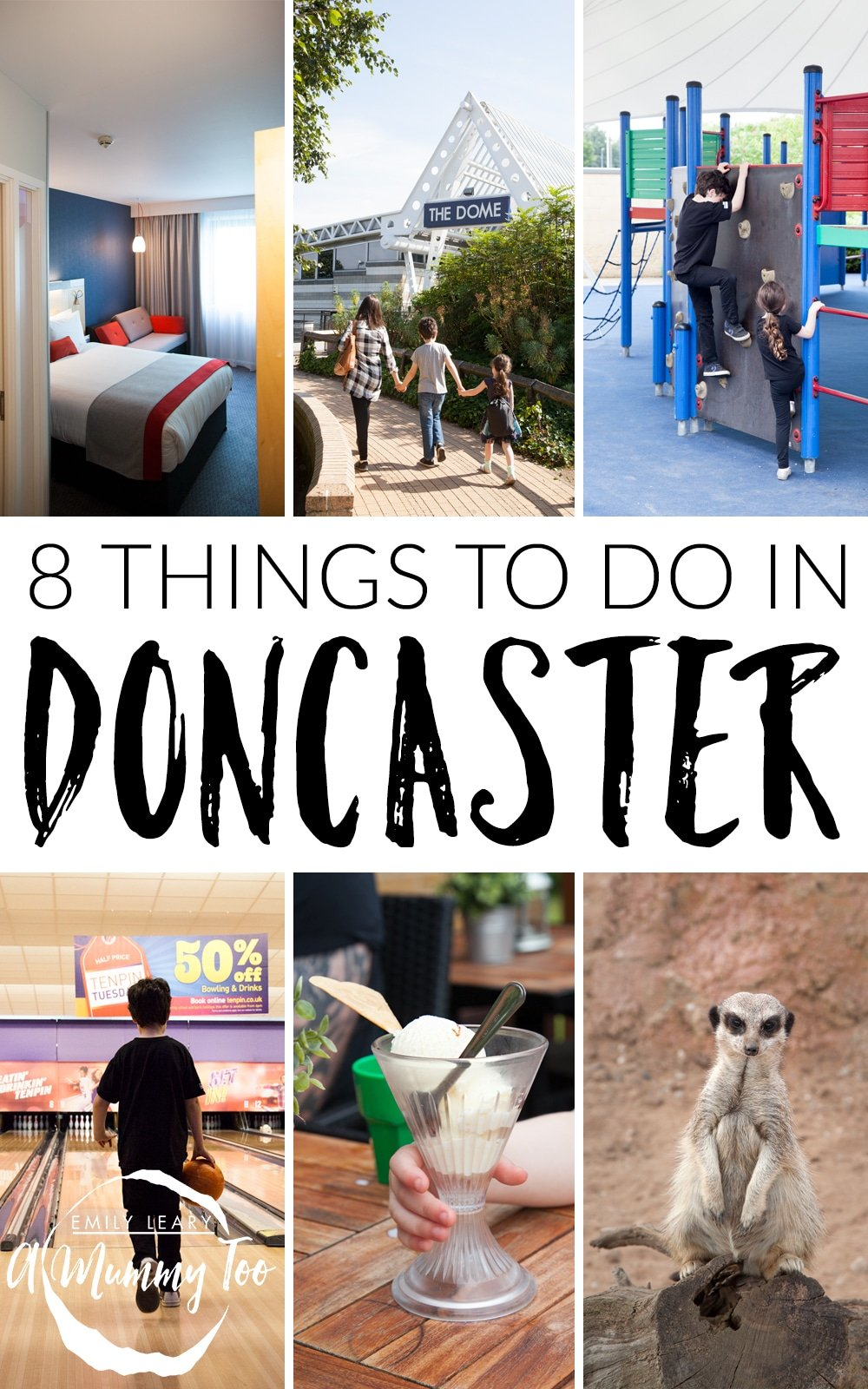 A Family Weekend Exploring What Doncaster Yorkshire Has