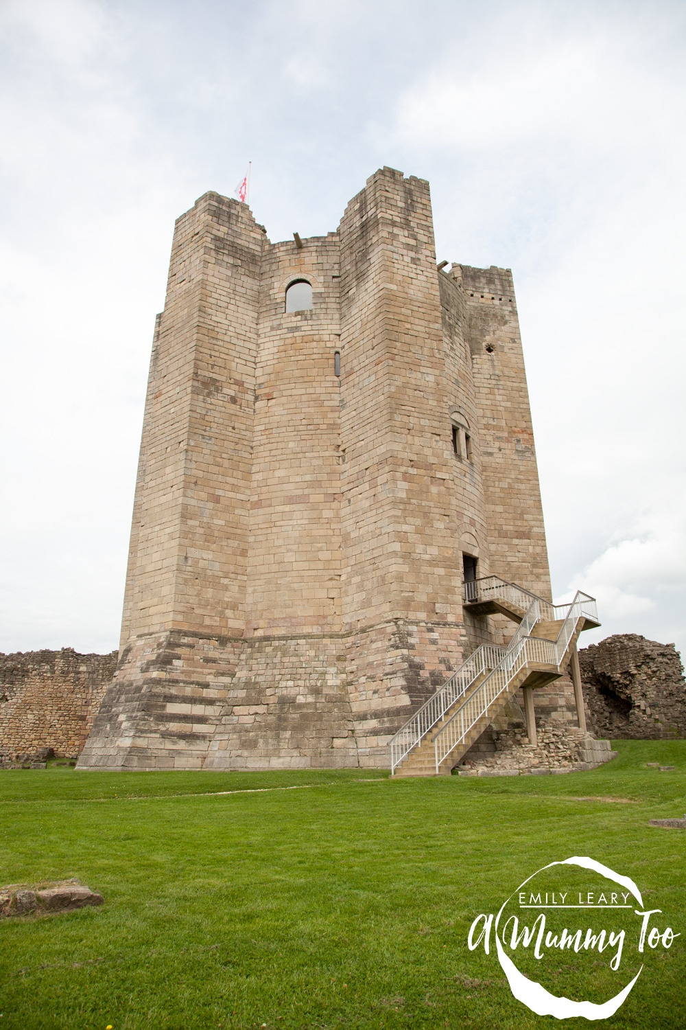 Conisbrough-Castle-from-below