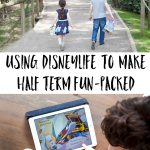 Half term is here! Here's how we're using DisneyLife to make it fun-packed