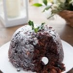 Royal Mint Christmas Pudding with an extra fruity twist