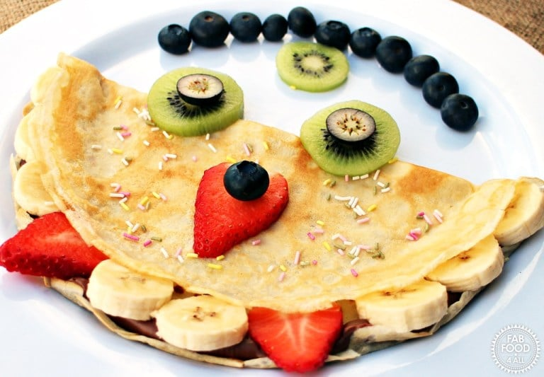 Monster Pancakes by fab food for all