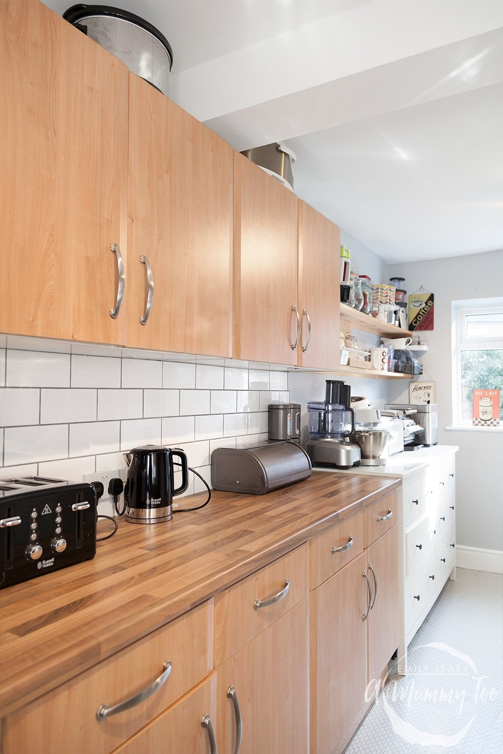 A Bright And Clean Kitchen Refresh With Wickes A Mummy Too