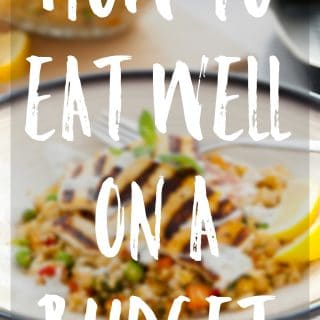 Top tips for eating well on a budget