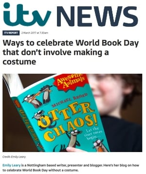 ITV: Ways to celebrate World Book Day that don't involve making a costume