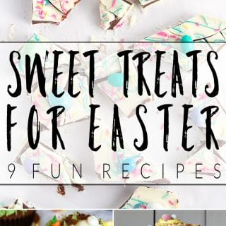 Sweet treats for Easter + #recipeoftheweek 27 Mar-2 Apr