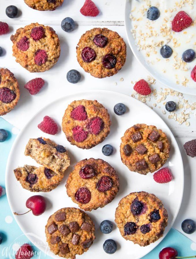 Breakfast Muffins Recipe