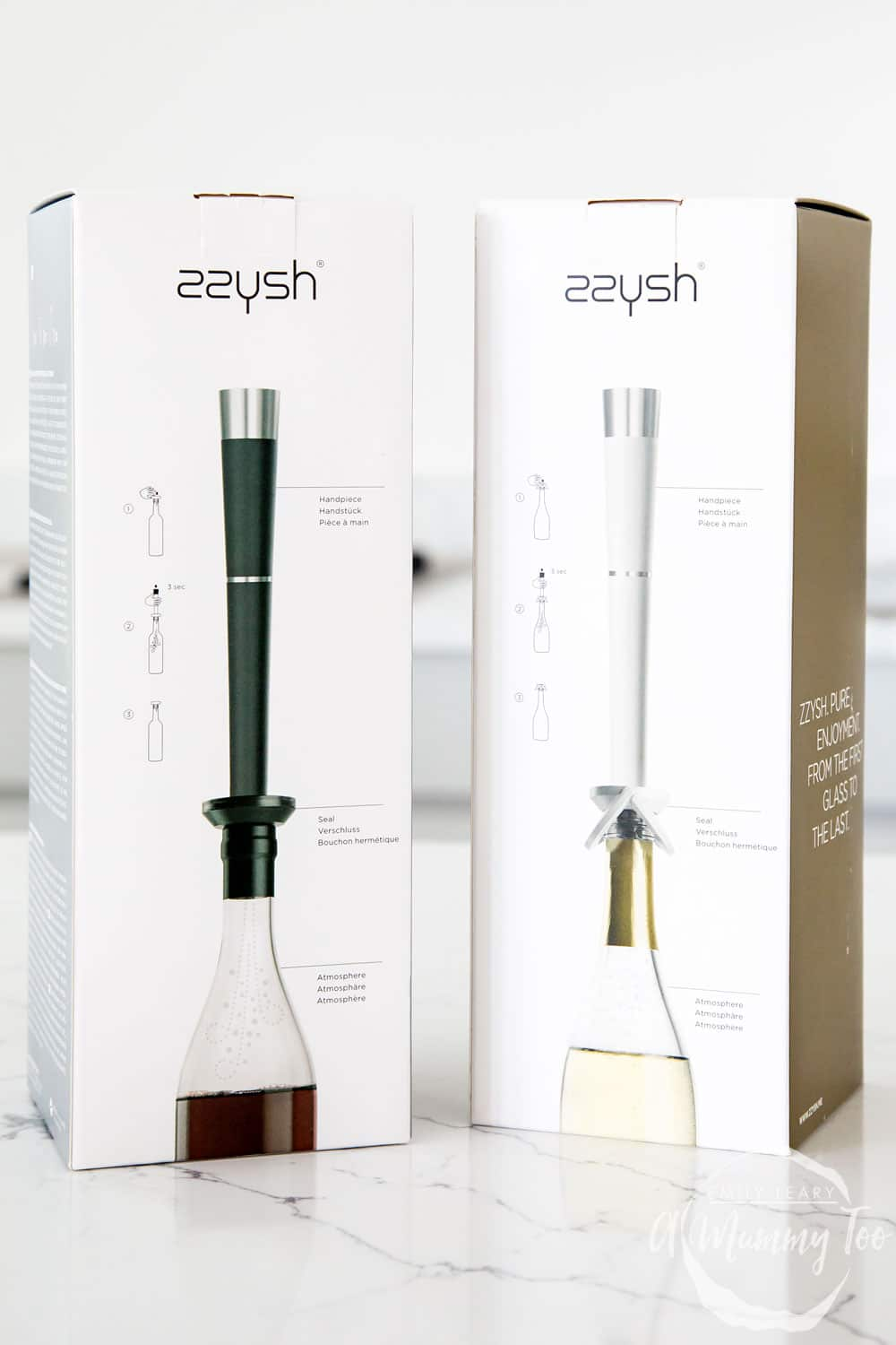 Preserve wine with the revolutionary zzysh system for How to preserve wine after opening