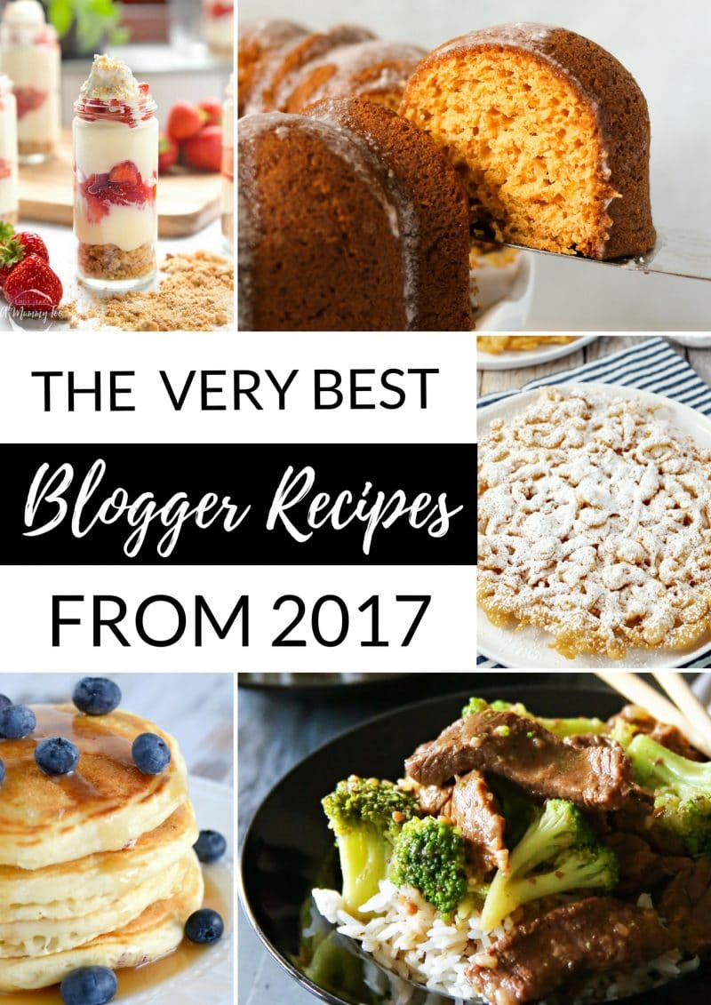 The very best blogger recipes from 2017 a mummy too forumfinder Images