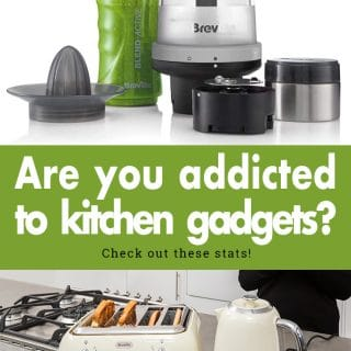 The kitchen gadgets we want vs the ones we need