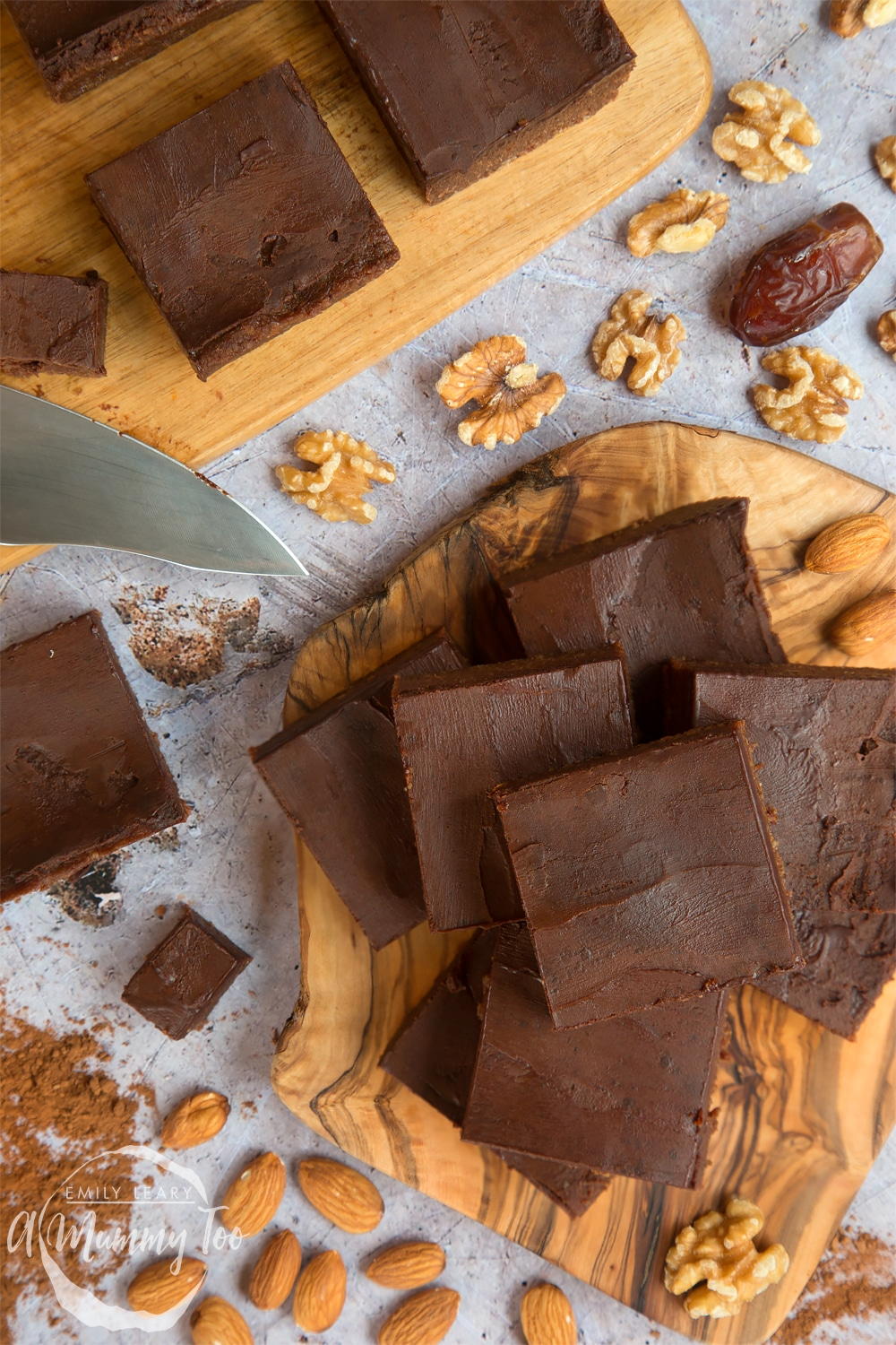 These healthier chocolate bars are vegan, gluten and dairy free - and full of healthy fats