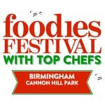 Emily Leary A Mummy Too is demonstrating at Foodies Festival Birmingham 22 June 2018