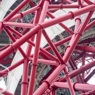 Braving the ArcelorMittal Orbit Slide and a family day at the Olympic Park
