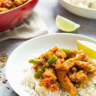 Keralan Pandi – South Indian Coconut-Pork Curry
