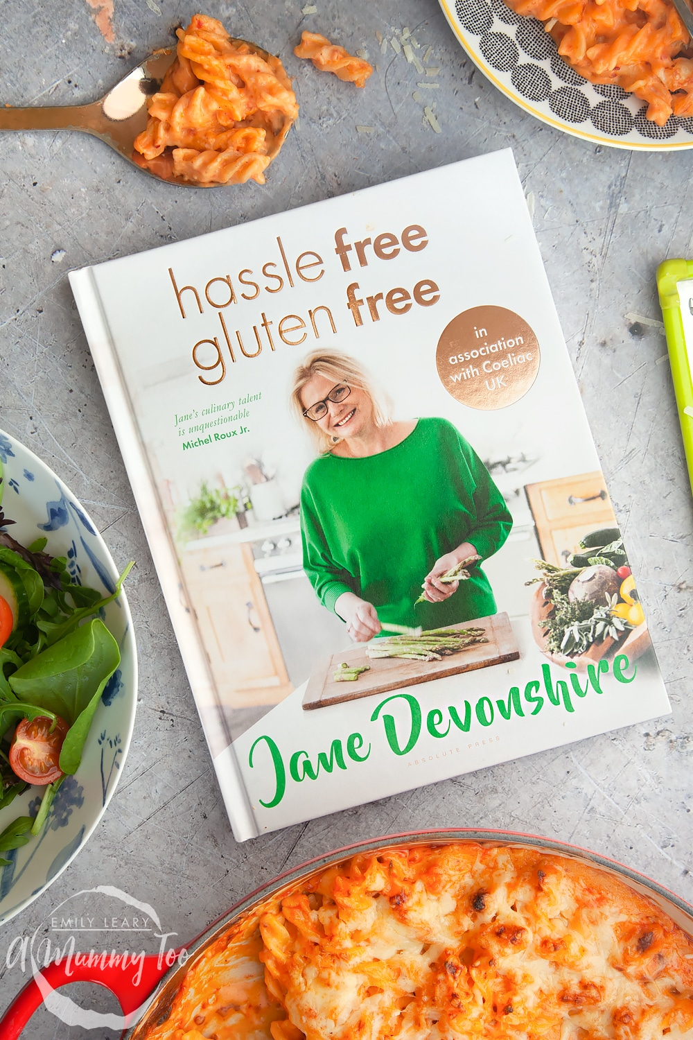 Hassle Free Gluten Free by Jane Devonshire