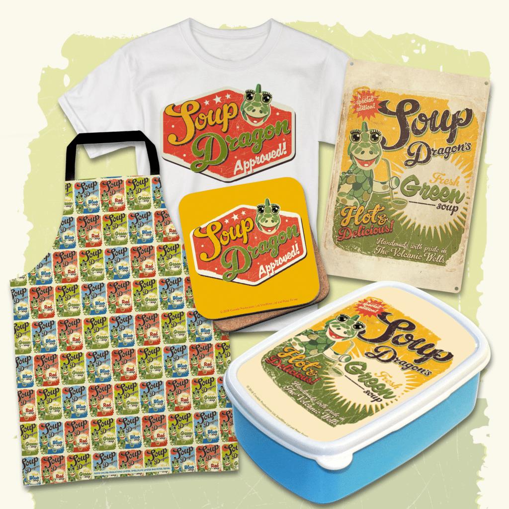 Clangers Soup Dragon prize bundle