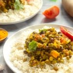 Fiery lentils and beans