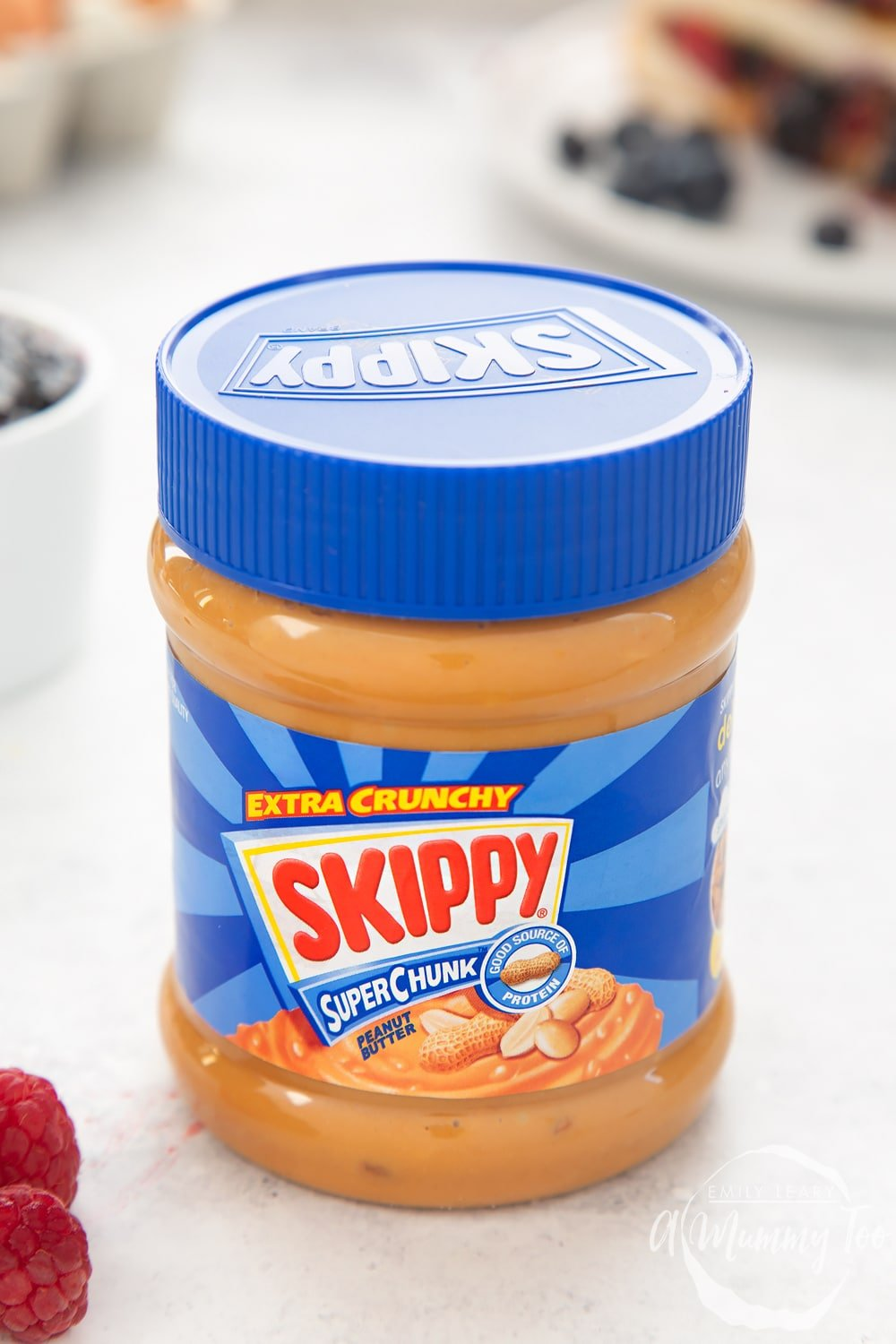 Skippy SuperChunk Extra Crunchy peanut butter
