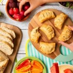 Ginsters Bitesize Cheese and Onion Pasties