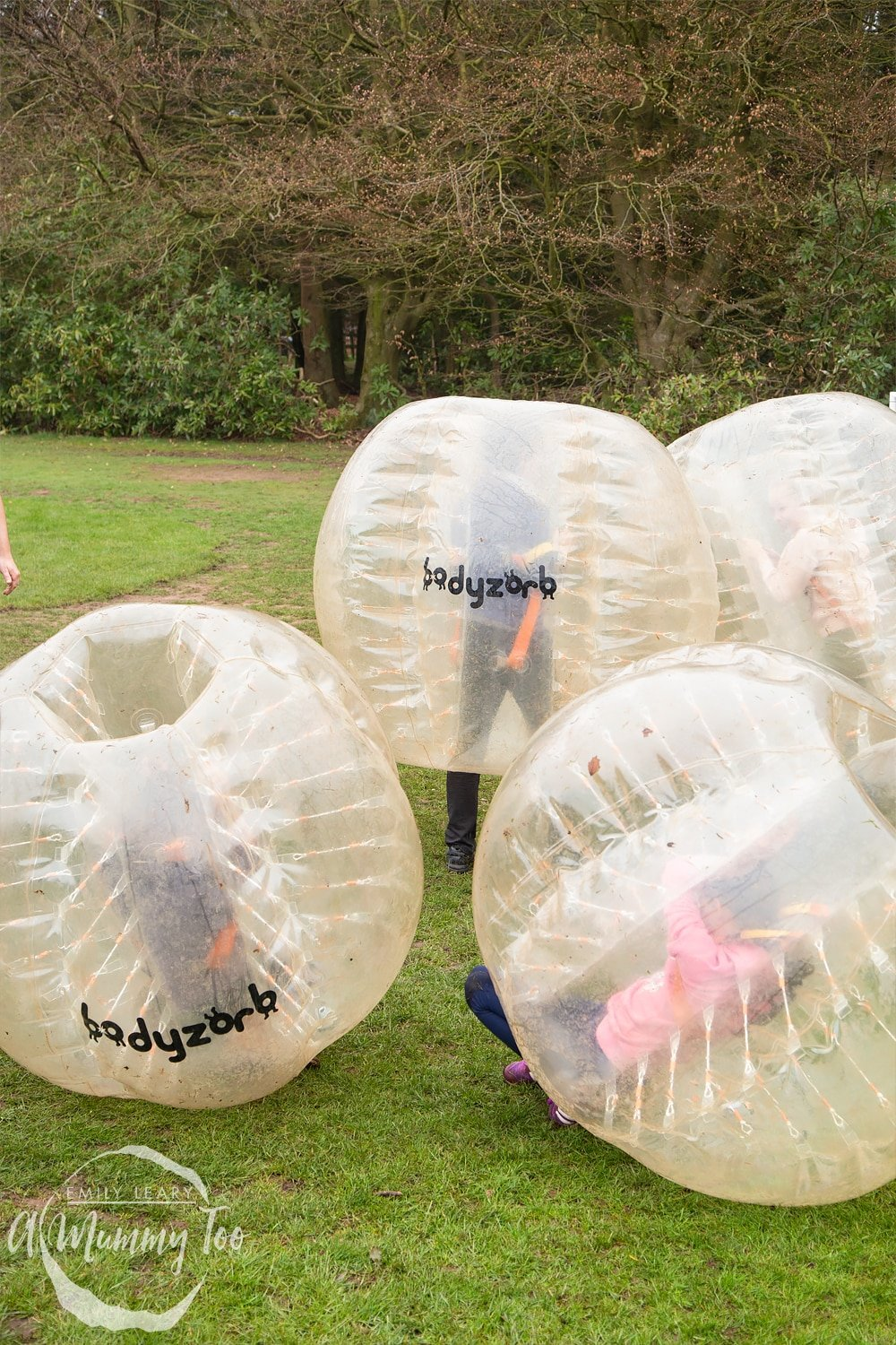 JD and Miss J bodyzorbing.