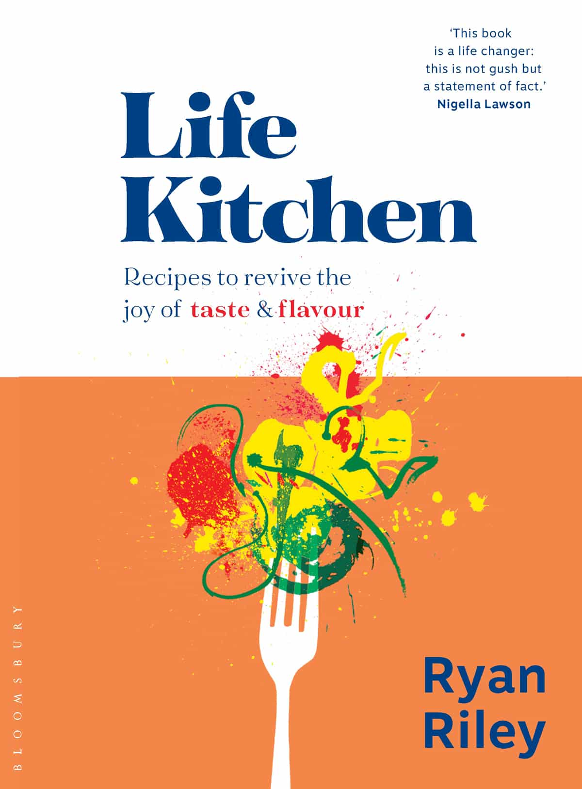 Book cover of Life Kitchen by Ryan Riley