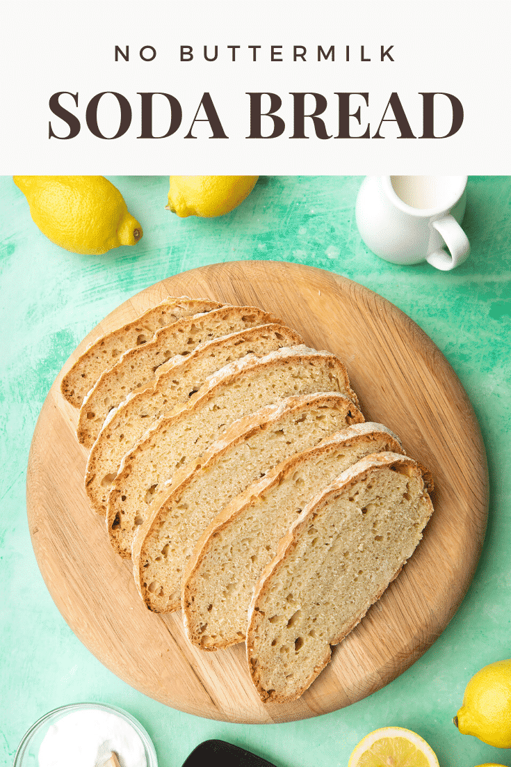 Soda Bread Recipe Without Buttermilk A Mummy Too
