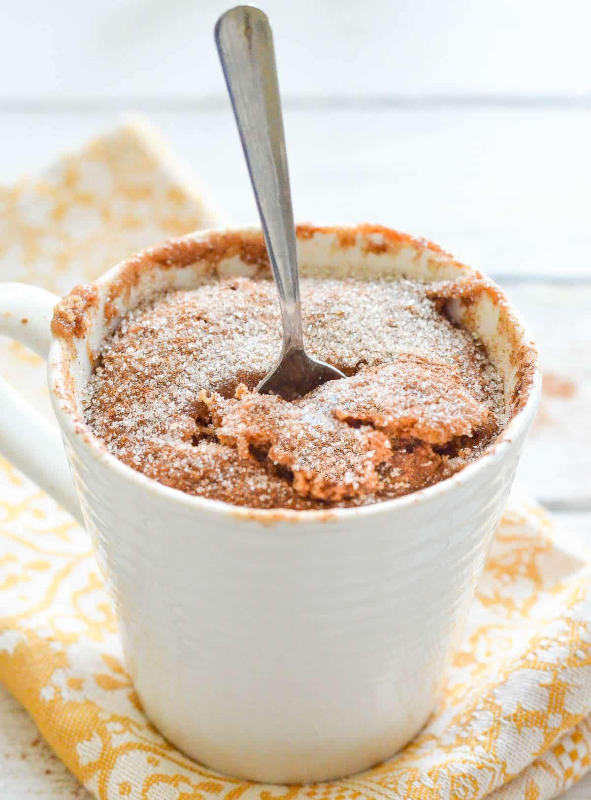 25 of the best mug cake recipes - A Mummy Too