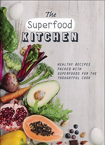 Parragon's The Superfood Kitchen book cover