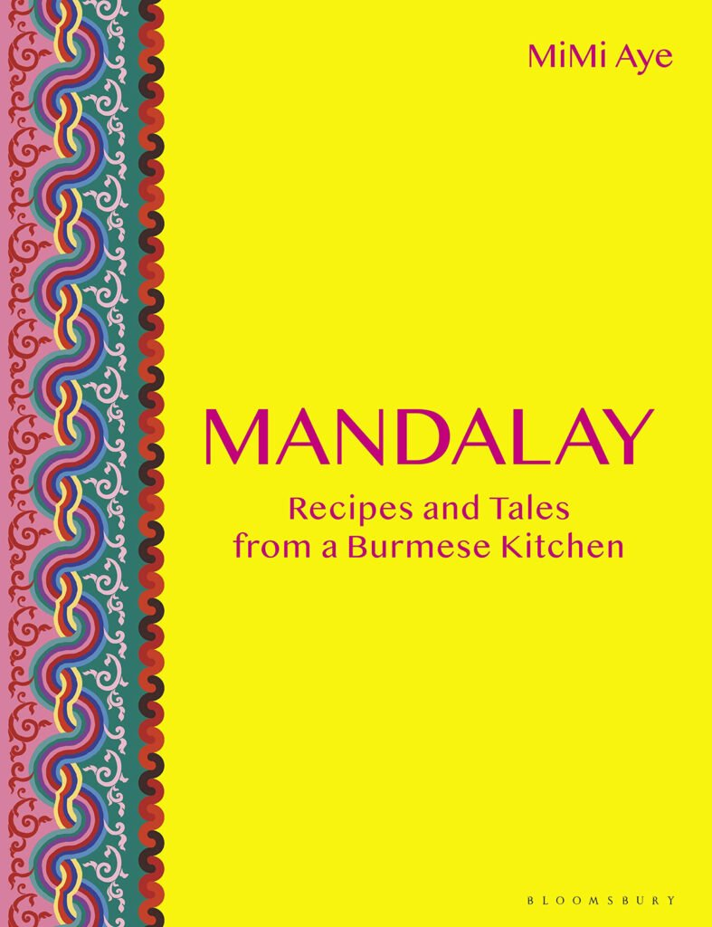 Book cover of Mandalay by MiMi Aye